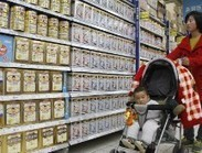 China draining world baby milk supply | Food issues | Scoop.it