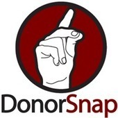 Donor Management and Fundraising Blog by DonorSnap | Donor Cultivation and Management | Scoop.it