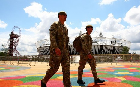 Army servicemen were 'attacked, verbally abused and harassed' during the Olympics - Telegraph | The Indigenous Uprising of the British Isles | Scoop.it