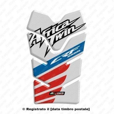 "TANK PAD mod /""Detroit/"" for Honda Hornet carbon look"