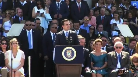 Amid Puerto Rico's Economic Crisis, Governor Rosselló Formally Calls for Statehood (VIDEO) | Community Village Daily | Scoop.it