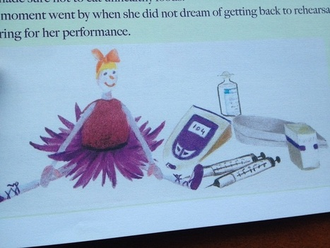 """Charming: New """"Ballerina Dreams"""" Book for Little PWDs 