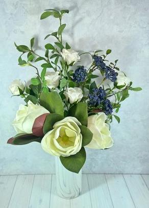 Artificial Flowers With Fake Water Australia In Florist Scoop It