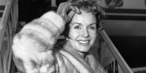 Légende d'Hollywood, Debbie Reynolds est morte un jour après sa fille, Carrie Fisher - le Monde | Actu Cinéma | Scoop.it