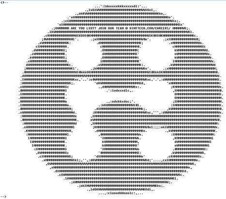 View Source at hinttech.com | ASCII Art | Scoop.it