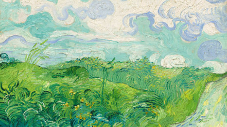 Van Gogh's 'Green Wheat Fields, Auvers' Goes to Washington - New York Times | Philanthropy and sustainable projects | Scoop.it
