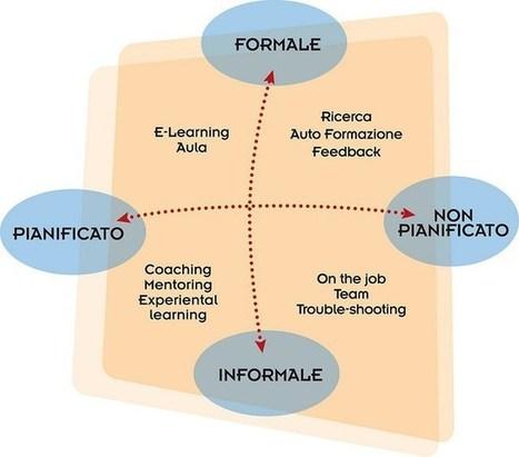 Formal e informal...¿se pueden entender? | Aprendizagem Informal (Informal Learning) e Tecnologia | Scoop.it