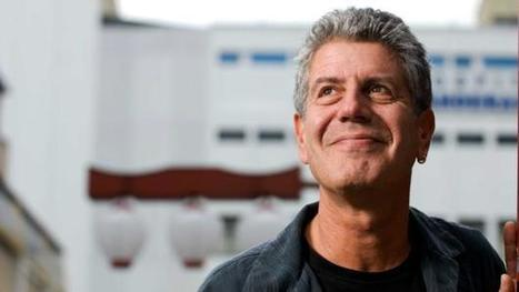 Bourdain on food, travel and politics | @FoodMeditations Time | Scoop.it
