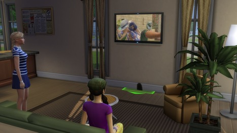 Traits' in Les Sims | Scoop it