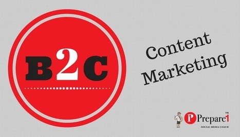 How B2C Businesses Choose Social Media Content | Social Media Coach — Prepare 1 | Social Media  Coach | Scoop.it