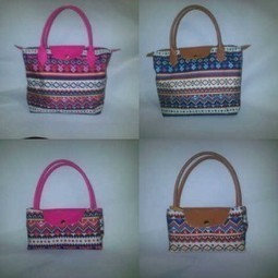 long champ tribal - AyeshaShop.Com | Tas Murah | Scoop.it