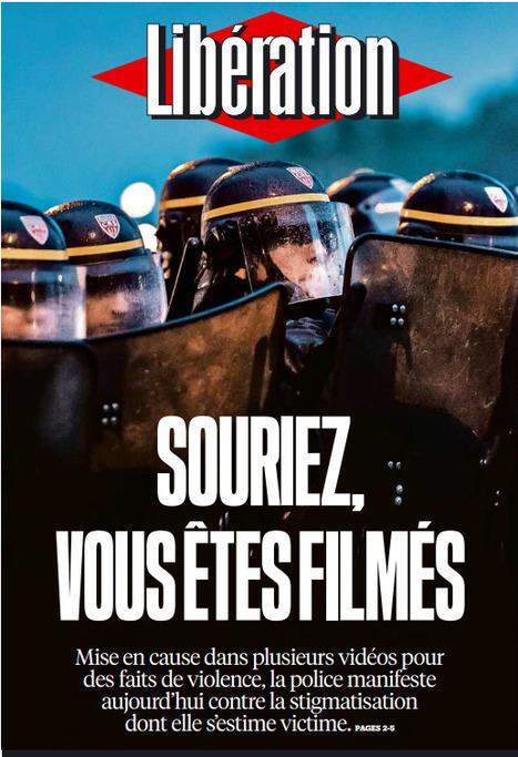 Journalistes activistes: l'actuheurt par heurt | DocPresseESJ | Scoop.it