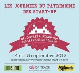 Des start-up «hackent» les journées du patrimoine | Jisseo :: Imagineering & Making | Scoop.it