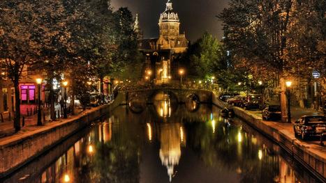 Amsterdam, Olanda.   Beautiful places.   Scoop.it