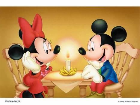 Xem Hình Ảnh Chuột Mickey Dễ Thương