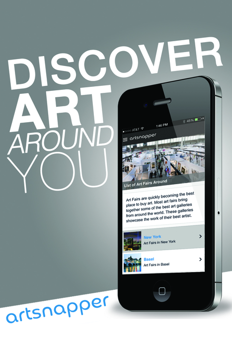 The Artsnapper Application is Available Now!!! | Architecture and Sculptures | Scoop.it