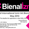 international izmir biennial of arts