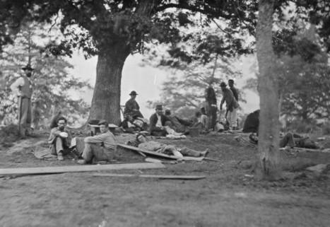 The Photography of War: Then & Now | Chase Jarvis Blog | Fotografía de guerra | Scoop.it