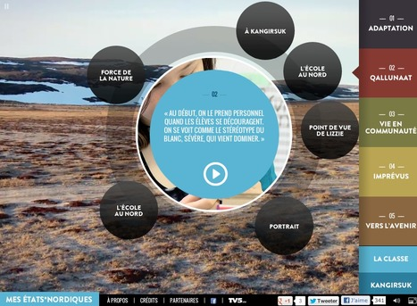 MES ÉTATS*NORDIQUES | Interactive & Immersive Journalism | Scoop.it