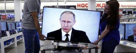 Désinformation, l'offensive russe | Actu des médias | Scoop.it