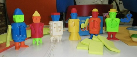 Great Idea For Teachers: Robots And Play Dough | The Robot Times | Scoop.it