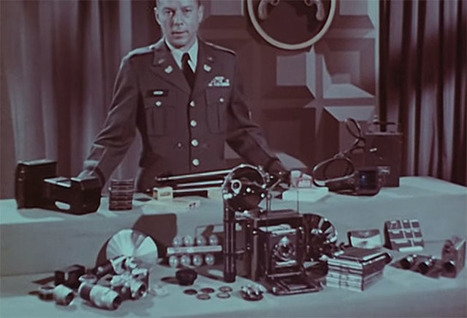 Here's a 1965 US Army Training Film on the Basics of Photography | Photography Online | Scoop.it