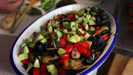 Growing Up on Raw Foods | Foodies (Rawism, Vegetarianism, Veganism) | Scoop.it