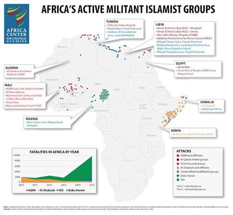 PROMOVER TERRORISMO pá meter cabeza - EEUU ha desplegado 1.700 comandos especiales en 33 países africanos | La R-Evolución de ARMAK | Scoop.it