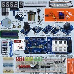 New Ultimate UNO R3 Starter Kit for Arduino 1602 LCD Servo Motor Relay RTC LED | Digital Store Window | Raspberry Pi | Scoop.it