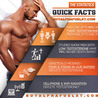Muscle health supplement facts
