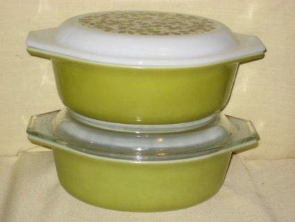 Capable Retro Bistro Apilco Green & Gold Coffee Pot 1.25 Pt Continental