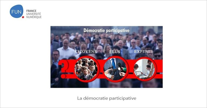 [Today] MOOC La démocratie participative | MOOC Francophone | Scoop.it