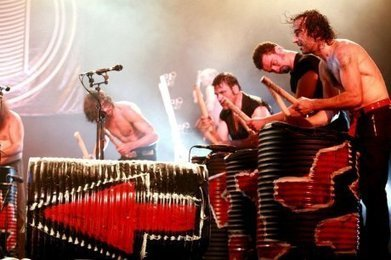 Les Tambours du Bronx en concert à  Périgueux | BIENVENUE EN AQUITAINE | Scoop.it