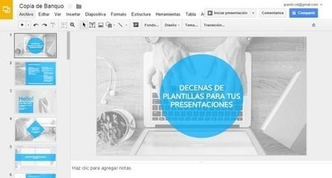 Slides Carnival, docenas de plantillas para tus presentaciones en Google Drive | notícies TIC | Scoop.it