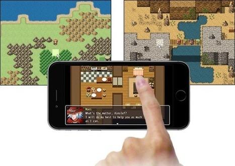 RPG Maker MV | Make Your Own Video Games! | 3D
