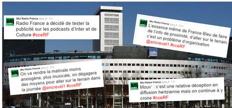 Le CCE de Radio France comme si vous y étiez… | DocPresseESJ | Scoop.it