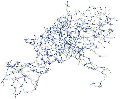 Shock waves on complex networks | Art and Network | Scoop.it