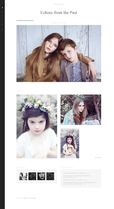 Wordpress : 15 thèmes pour créer votre site autour de la photographie | Agence Web Newnet | Actus CMS (Wordpress,Magento,...) | Scoop.it