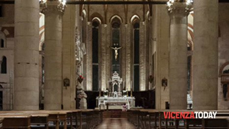 Risparmio & bellezza: nuova luce per la chiesa conventuale di san Lorenzo a Vicenza | Notizie Francescane conventuali | Scoop.it