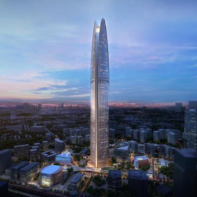 SOM unveils Indonesian skyscraper that will harness wind power | PROYECTO ESPACIOS | Scoop.it