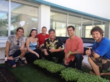 Farmer Series Dinner: Farming for the Future   Sustainable Urban Agriculture   Scoop.it