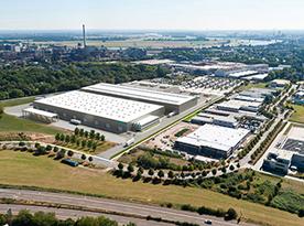 [ALLEMAGNE] La construction du centre logistique de Siemens à ... - Business Immo | Logistique et Transport GLT | Scoop.it
