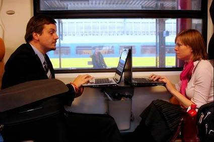 Case study: TKAB adopts mobile for Swedish railways   ICT in the businessworld   Scoop.it