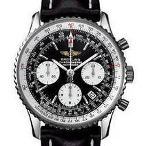 Armani Black Chronograph Dial Watch for $343 for sale from a