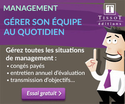 Comment booster l'engagement de vos salariés ? | Le manager de l'avenir.... | Scoop.it