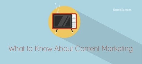 What Small Businesses Should Know About Content Marketing But Don't | Social Media, SEO, Mobile, Digital Marketing | Scoop.it