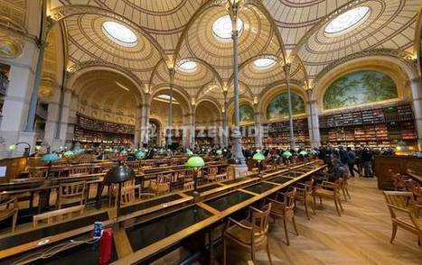 Le site Richelieu de la Bibliothèque nationale de France réouvert | Revue de presse : École nationale des chartes | Scoop.it