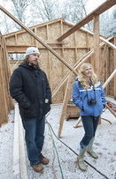 North Plains couple's 'passive house,' built by Hammer & Hand, saves energy | This Gives Me Hope | Scoop.it