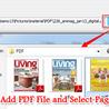 The solution to split PDF with A-PDF Split