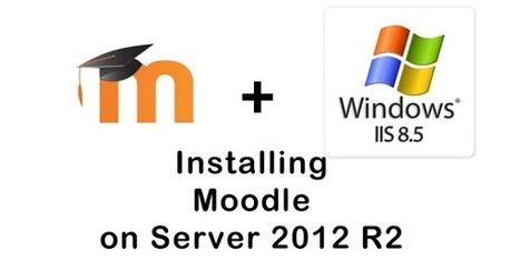 Installing moodle on microsoft windows server 2 installing moodle on microsoft windows server 2012 r2 video tutorial fandeluxe Choice Image